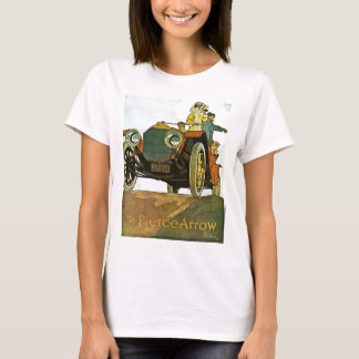 Vintage Pierce-Arrow Advertisement T-Shirt