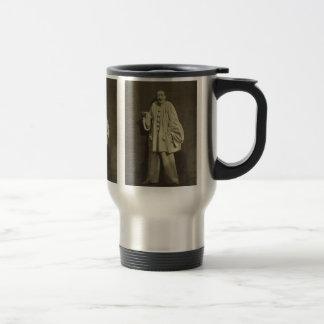 Vintage Pierrot Clown Travel Mug