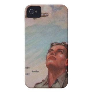Vintage Pilot Iphone4 Case Mate ID