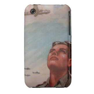 Vintage Pilot iPhone 3G/3GS Case-Mate iPhone 3 Cover