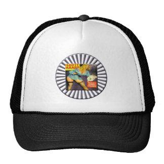 Vintage Pin Up Girl Trucker Hat