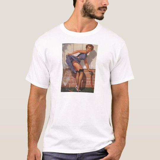Vintage Pin Up Girls Tees and Sweats