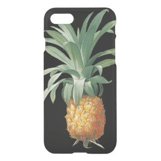 Vintage Pineapple Botanical Illustration iPhone 8/7 Case