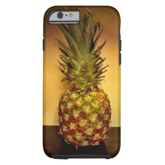 Vintage Pineapple Tough iPhone 6 Case