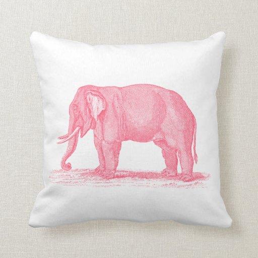 Pink Pillows - Pink Throw Pillows Zazzle