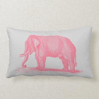 Grey Elephant Throw Pillow : Gray Elephant Pillows - Gray Elephant Throw Pillows Zazzle