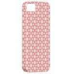 Vintage Pink Floral Design iPhone Case iPhone 5 Cover