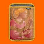 Vintage Pink Golden Christian Angel iPad Mini Sleeve