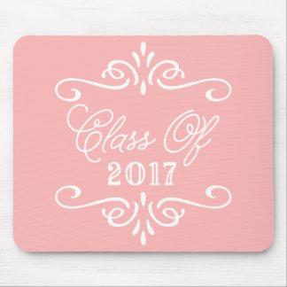 Vintage Pink | Graduation Mouse Pad
