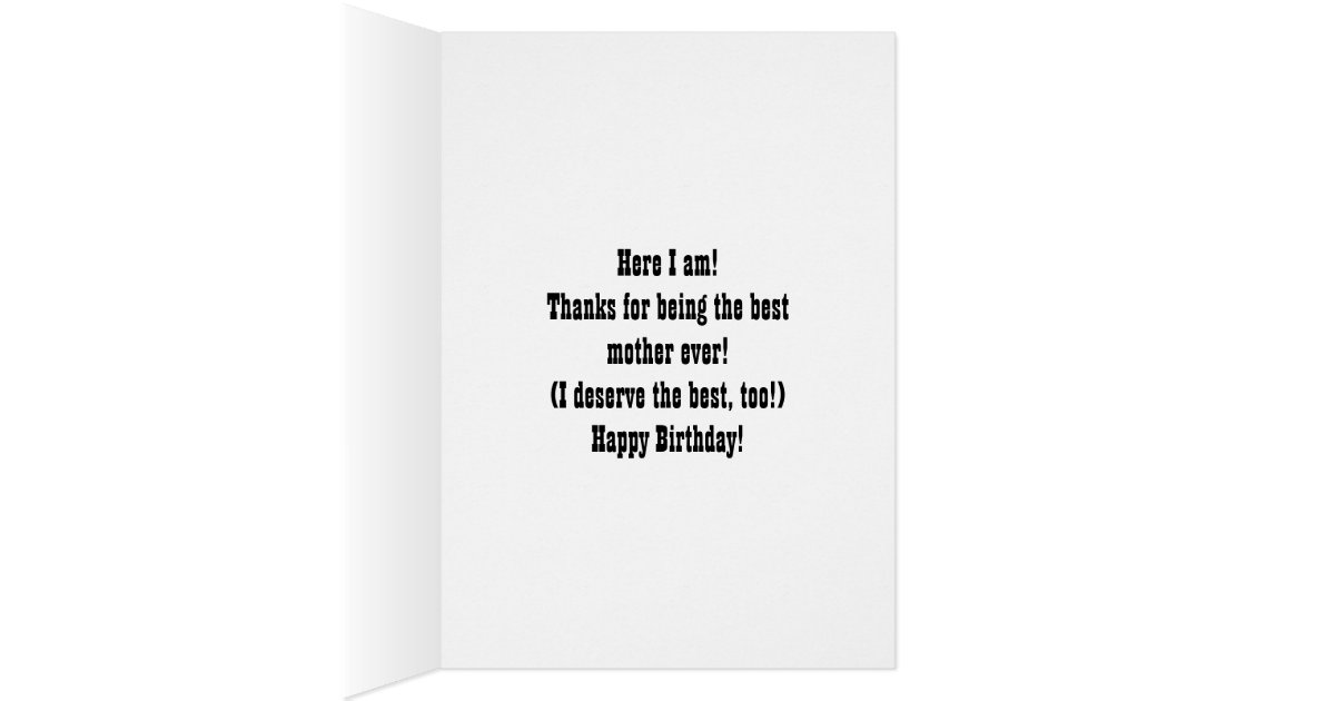 Vintage Pink Mixer Happy Birthday Humor Card – Happy Birthday Humor Cards