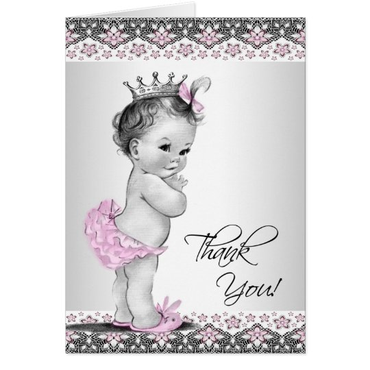 Princess Baby Shower Thank You Gifts on Zazzle