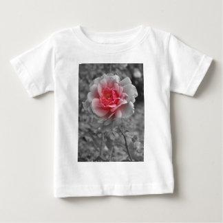 Vintage Pink Rose Baby T-Shirt