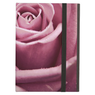 Vintage Pink Rose floral Case For iPad Air
