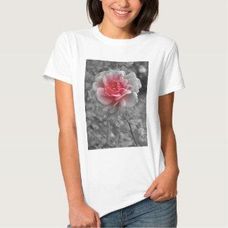 Vintage Pink Rose T-Shirt