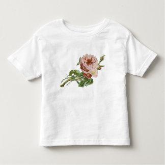 Vintage Pink Rose Toddler T-shirt