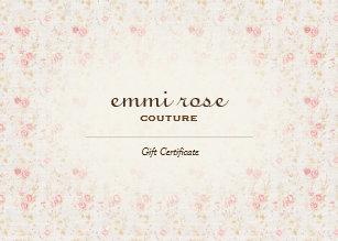 vintage boutique certificates gifts on zazzle