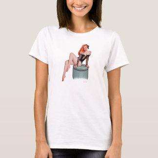 Vintage Pinup girl T-Shirt