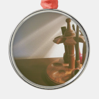 Vintage Pipes Photography Christmas Ornaments