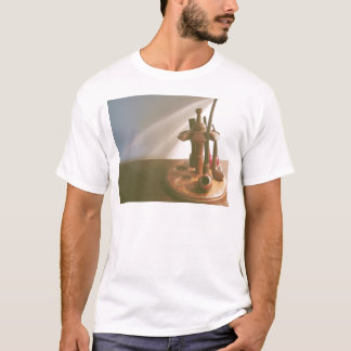 Vintage Pipes Photography T-Shirt