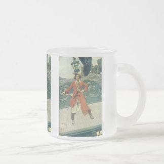 Vintage Pirate, Captain Keitt by Howard Pyle Coffee Mug
