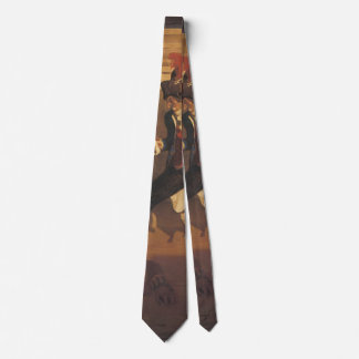 Vintage Pirate Captain, Sword Fight by NC Wyeth Neck Tie