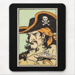 Vintage Pirate Mousepads