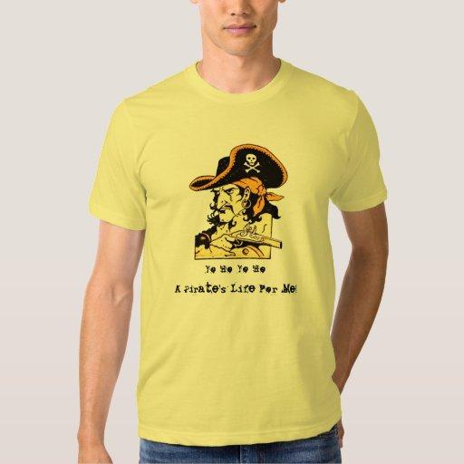 Vintage Pirate Tshirt