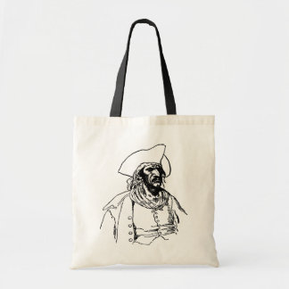 Vintage Pirates, a Buccaneer Sketch by Howard Pyle Tote Bag
