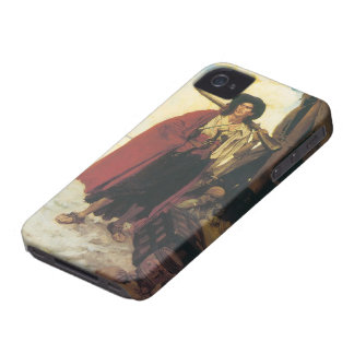 Vintage Pirates Buccaneer was a Picturesque Fellow Case-Mate iPhone 4 Case