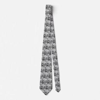 Vintage Pirates Counting their Treasures and Loot Neck Tie