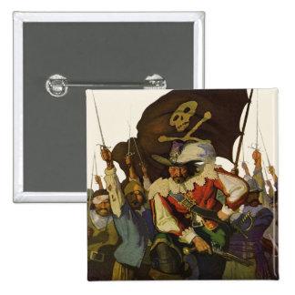 Vintage Pirates of Life 1921 Pins