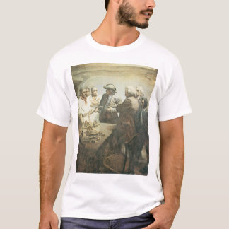 Vintage Pirates Preparing for the Mutiny, NC Wyeth T-Shirt