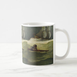 Vintage Pirates, Wreck of the Covenant by NC Wyeth Coffee Mug