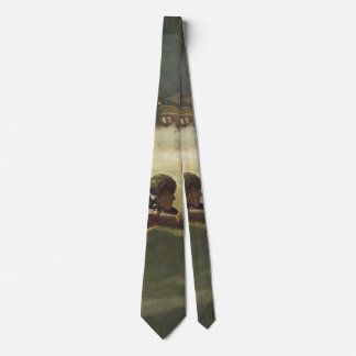 Vintage Pirates, Wreck of the Covenant by NC Wyeth Tie
