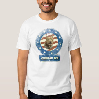 Vintage Pitbull Camisas