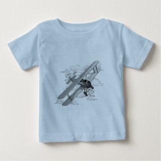 Vintage Plane Baby T-Shirt