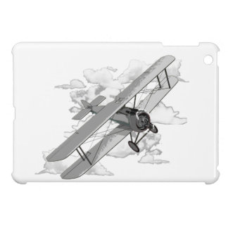 Vintage Plane iPad Mini Covers