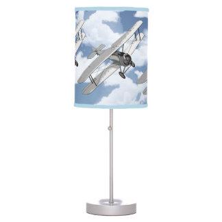 Vintage Plane Table Lamp