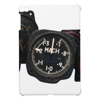 Vintage plane WWII flying dials displays iPad Mini Covers