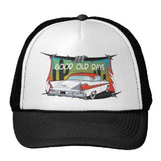 Vintage Plymouth 1957 Gorro De Camionero
