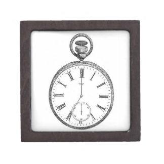Vintage Pocket Watch : Box