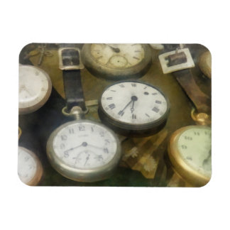 Vintage Pocket Watches Magnet