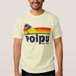 Vintage Poipu Kauai Hawaii Camisas