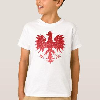 Vintage polaco de Eagle Playera