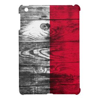 Vintage Poland national flag iPad mini covering iPad Mini Covers