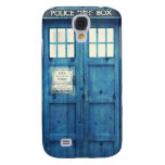 Vintage Police phone Public Call Box Samsung Galaxy S4 Cover