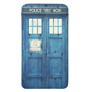 Vintage Police phone Public Call Box Galaxy S5 Pouch