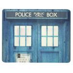 Vintage Police phone Public Call Box Journals