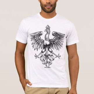 Vintage Polish Eagle Art (Tee) T-Shirts