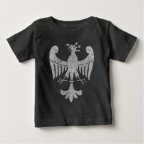 Vintage Polish Eagle Baby T-Shirt